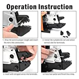 IWISS AM-10 Pneumatic Crimper Plier Machine Tools
