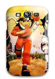 [epQGile4096XhDVG]premium Phone Case For Galaxy S3/ Naruto Free Puters Design Tpu Case Cover