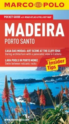 Madeira & Porto Santo Marco Polo Guide (Marco Polo Guides)