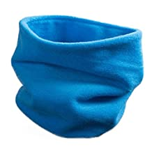 Lupa Canadian-Made 2-Ply Micro Fleece Neck Warmer/Gaiter