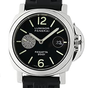 Panerai Luminor automatic-self-wind mens Watch PAM00107 (Certified Pre-owned)