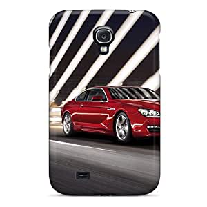 Wadecases JLg4333rDHf Protective Case For Galaxy S4(bmw 6 Series Coupe)