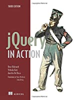 jQuery in Action, 3rd Edition Front Cover