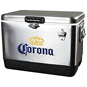 Corona CORIC-54 Stainless Steel Ice Chest by Koola...