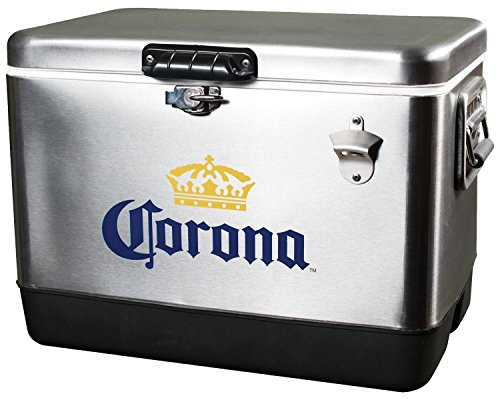 Corona Ice Chest Stainless Steel CORIC-54