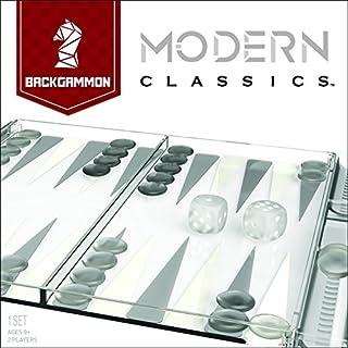 TCG Toys 1082 Modern Classic Games, Backgammon