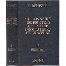 Dictionnaire Critique et Documentaire des Peintres, Sculpteurs, Dessinateurs et Graveurs n° 3