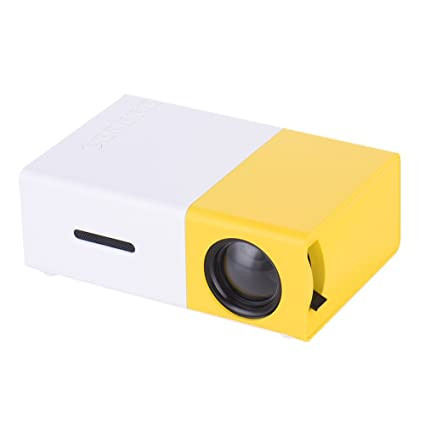 Amazon.com: yg300 HD Mini Home Proyector Mini Proyector ...