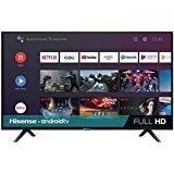 "Hisense 40H5500F Android TV Smart TV 40"", 1080p, Built-in Wi-Fi, 2019, Color Negro"