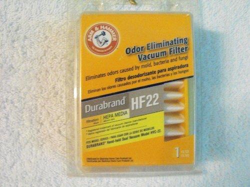 Arm & Hammer Odor-Eliminating Vacuum Filter for Durabrand Mo.