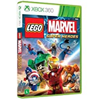 Lego Marvel Br - 2013 - Xbox 360