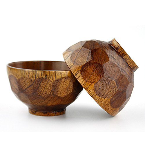 wood bowl rice - 9