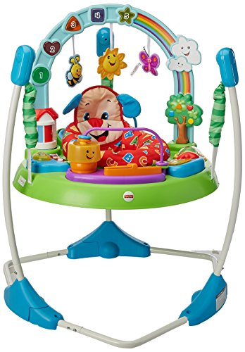 d2b3daf565ae Fisher‑Price Laugh   Learn Jumperoo Puppy - Import It All