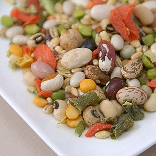 North Bay Trading Co Soup Mixes  32 Bean and 8 Vegetable Soup Mix  Bulk 10 pounds