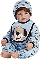 Save on Adora Toddler WOOF! 20 Boy Weighted Doll Gift Set for Children 6+ Huggable Vinyl Cuddly Snuggle Soft Body Toy and more