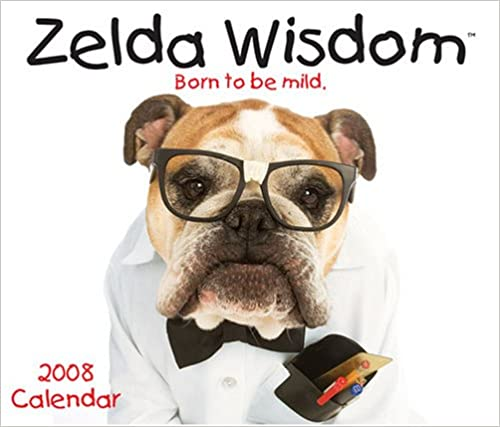 E-kirjat mobiili lataus Zelda Wisdom: 2008 Day-to-Day Calendar PDF CHM