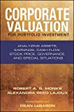 img - for Corporate Valuation for Portfolio Investment: Analyzing Assets, Earnings, Cash Flow, Stock Price, Governance, and Special Situations book / textbook / text book