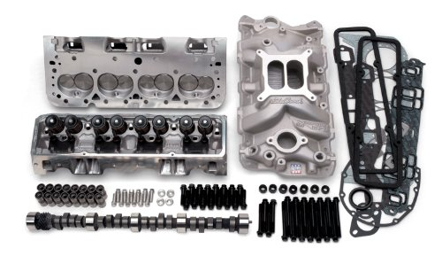 Edelbrock EDL2022 Power Package Top End Kit for Chevy