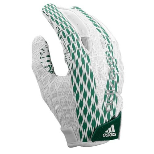 Adidas adiZero 5-Star 4.0 Adult Football Receiver Gloves (Adizero Football Gloves compare prices)