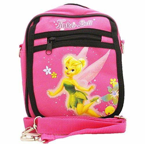 Disney Tinkerbell Pink Medium Shoulder Bag