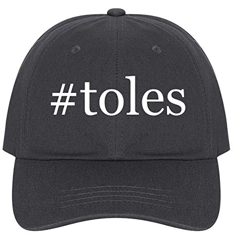 The Town Butler #Toles - A Nice Comfortable Adjustable Hashtag Dad Hat Cap, Dark - Antique Tole