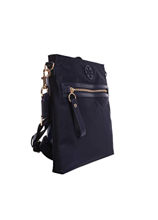 50a304d2c Amazon.com: Tory Burch Tilda Swingpack in Tory Navy: Clothing