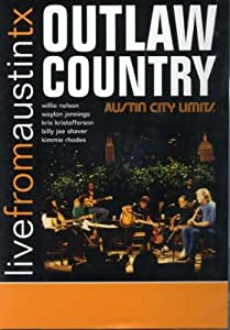 Red Distribution Outlaw Country-live From Austin [wmt Sam] Dvd