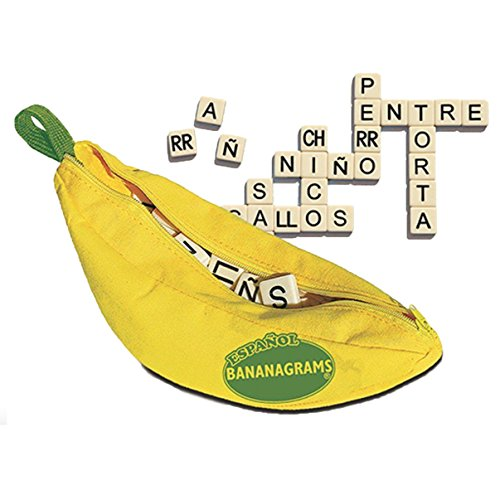 (Spanish Bananagrams - Multi-Award-Winning Word and Language Game)