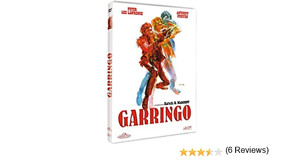 Garringo [DVD]: Amazon.es: Joaquín Luis Romero Marchent, Giovanni Scolaro, Rafael R Marchent, Joaquín Luis Romero Marchent, Giovanni Scolaro: Cine y Series TV