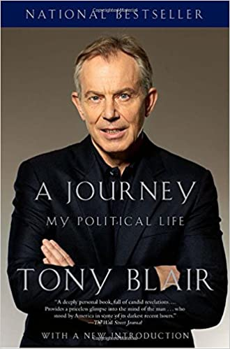 A Journey: My Political Life: Tony Blair: 9780307390639: Amazon ...