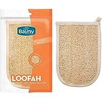 Balmy Naturel Loofah Havlu Banyo Eldiveni 1 Paket