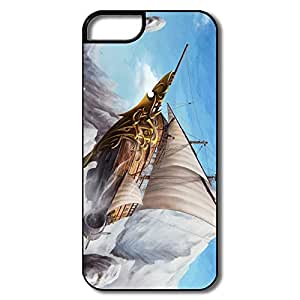 New Design Men's Covers Fashion Flying Ship