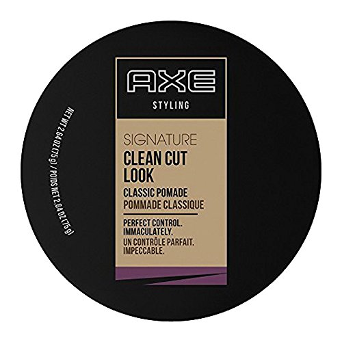 Cut Hair Clean (AXE Signature Clean Cut Look Classic Pomade, 2.64 oz, 2 pk)