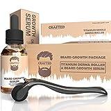 Beard Growth Kit - Hair Growth & Hair Serum - Beard