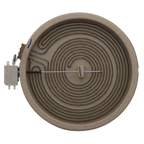 Heat Range Number - ERP WB30T10133 Range Radiant Heat Surface Element