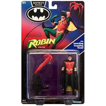 amazoncom batman returns robin action figure toys amp games