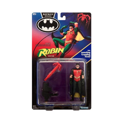 Batman Returns Robin Action -