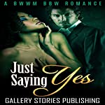 Just Saying Yes: A BWWM BBW Romance |  Gallery Stories Publishing