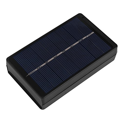 Solar Panel Aa Battery Charger - 9