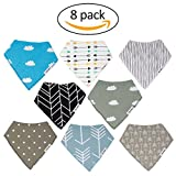 Frustrated with traditional terry cloth bibs and muslin bibs that can't contain all the dribble & spit up, or are just too easy for your baby to pull off? We hear you! We're parents, too and because babies don't stay little for long, we w...