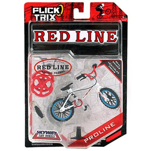 Flick Trix Fingerbike - Red Line / Proline by unknown (Image #1)