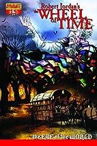 Robert Jordon Wheel of Time the Eye of the…