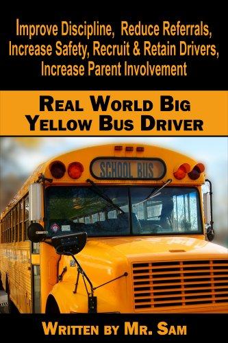 Real World Big Yellow Bus Driver