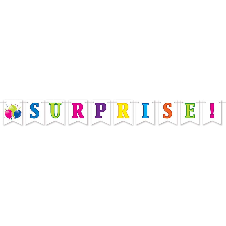 Surprise! Streamer