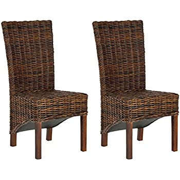 Safavieh Home Collection Ridge Croco Color Dining Chair Set Of 2