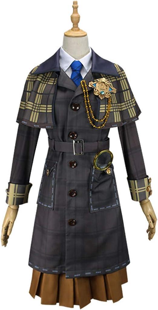 GRYY Cosplay, Disfraz de Cosplay Mujer Detective Británico Retro ...