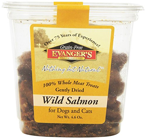 Evangers Freeze Dried Treats - Salmon - 4.6 oz