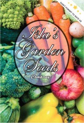 Islas Garden Seeds 120+ Premium Heirloom Seeds,Fantastic Addition to Your Home Garden Watermelon Radish Seeds 90/% Germination Rates Non GMO Organic Highest Quality Seeds Top Pick,