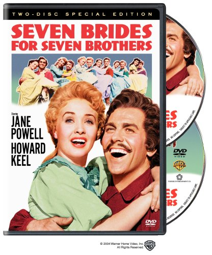seven brides for seven brothers 1954 the movie