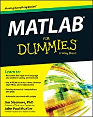 Plot graphs, solve equations, and write code in a flash! If you work in a STEM field, chances are you'll be using MATLAB on a daily basis. MATLAB is a popular and powerful computational tool and this book provides everything you need to start...